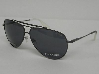 Tommy Hilfiger TH 1006/S R80 TD Ruthenuim Polarized Aviator MSRP $200 (Tommy Hilfiger Polarized Sunglasses)