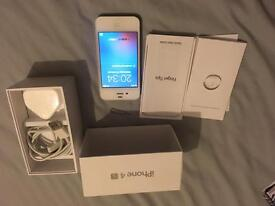 iPhone 4s unlocked and boxed