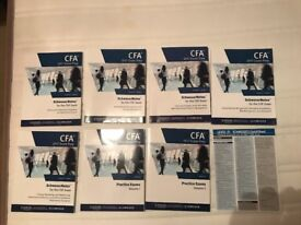 CFA 2017 Level 3, Schweser Books 1-5, Practice Exams & Secret Sauce