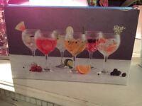 6 Ravenhead Gin Balloon Glasses - Ideal xmas present, Brand New in Box