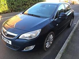 Vauxhall Astra 1.7 cdti 2011