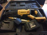 Recuperating saw