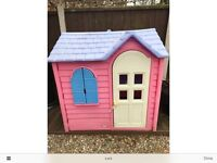 Pink Country Cottage, 3 years old, great condition.