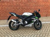 2015 Rieju RS3 50 LC Pro, Great Learner Legal Bike, Well Maintined