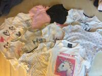 Girls clothes bundle *43 items*