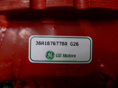 General Electric main field coil and pole for CD400AT frame - 36A167677BAG26