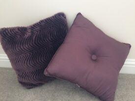 Cushions Next Purple