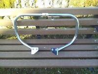 harley davidson chrome engine bars