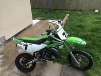KAWASAKI KX 65 2010 bike is outstanding