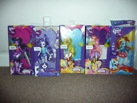 My Little Pony Equestria Girls and stage