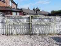 Wrought iron gates / driveway gates / garden gates / metal gates / steel gates / galvanized gates