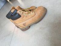 Timberland Boots Kids ( American Size 13/ U.K. Size12)