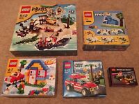 Lego sets selection - some items unopened