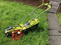 Robi Lawn Mower 1250W On warranty...