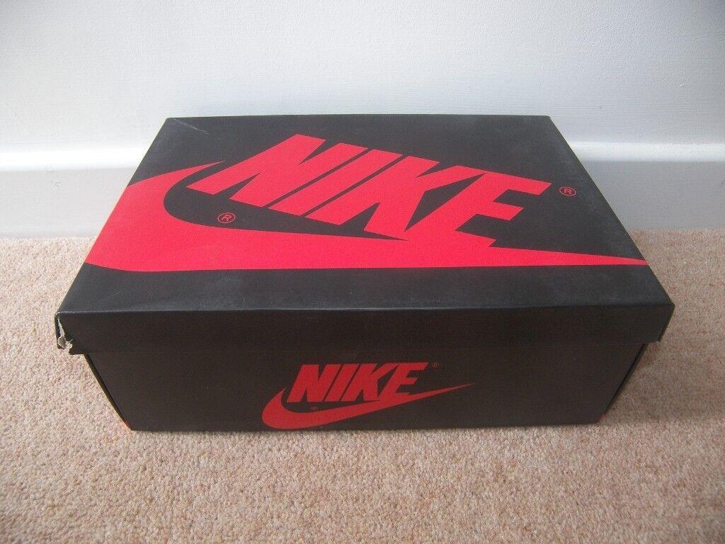 28717adeca7da9 Nike Air Jordan Retro 1 Black Gum Shoes