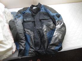 Small motorbike jacket