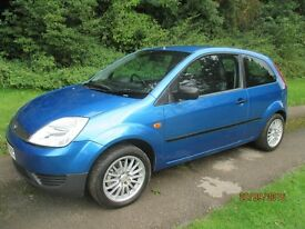 ford fiesta turbo diesel £30 road tax service history milage 106452