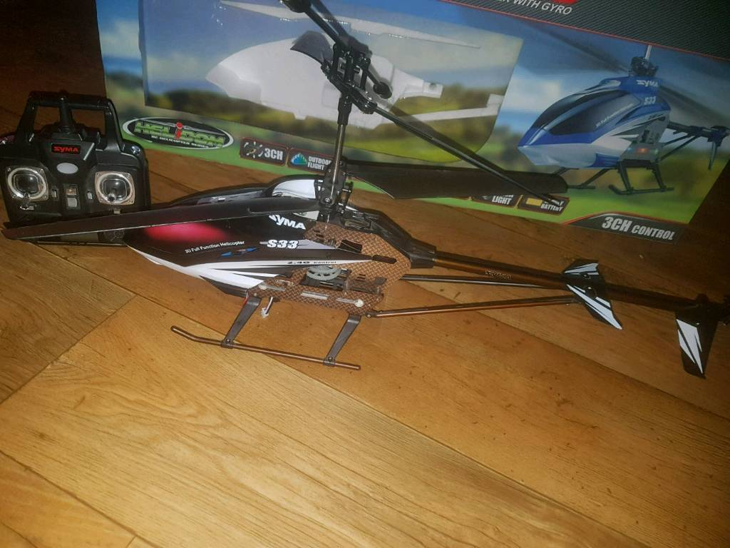 Large outdoor rc helicopter | in South East London, London | Gumtree