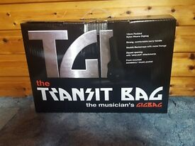 Brand New TGI 3/4 size Classical/Acoustic Guitar Transit Bag