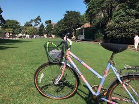 Lovely Lady's Bike