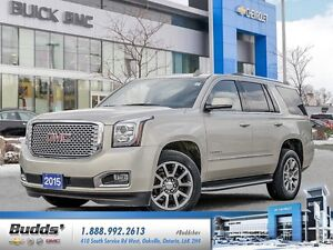 2015 GMC Yukon Denali Denali SAFETY AND E-TESTED