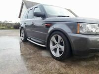 Range rover alloys 20""