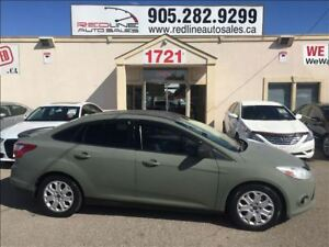 2012 Ford Focus SE, Plasti Dipped, WE APPROVE ALL CREDIT