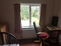 Single room in shared 3 bedroom house in Marston, Oxford.