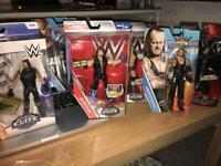 WWE Elite / Basic / Exclusive Figures