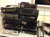 Bundle of car radios