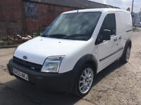 2004 53 TRANSIT CONNECT SWB VAN *** RECENT CAMBELT AND SERVICE ***