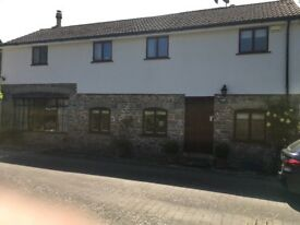 Furnished Double Room to Rent in 5 Bed Detached House in Lower Langford, North Somerset.