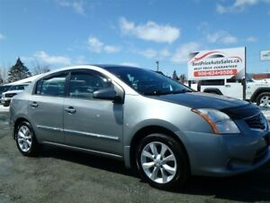 2012 Nissan Sentra AUTO! CERTIFIED! HEATED SEATS!