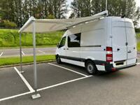 Large awning for van/campervan