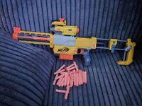 Nerf Gun With LOADS of Darts