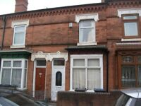 2 bedroom and 2 receptions : Terraced house: Local shopping centre and service routes: Will go quick
