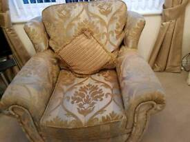 Sofa and chair excellent condition