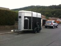 IVOR WILLIAMS HB505R HORSE TRAILER