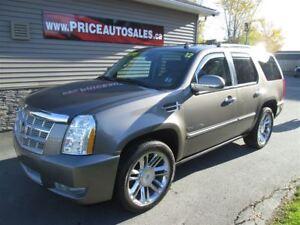 2012 Cadillac Escalade PLATINUM - LOADED - EVERY OPTION!!!