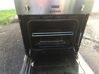 NEUE HOB BRAND NEW WITH BAUMATIC OVEN USED