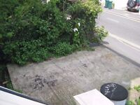 7 Dials Parking in Driveway