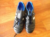 Patrick football boots size 10
