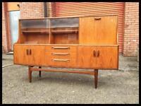 Retro/vintage teak g plan sideboard