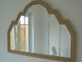 Italian wall mirror was £225 accept £75 or make an offer !