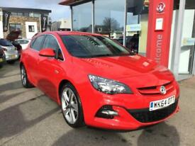 Vauxhall Astra 1.7 CDTi 16V Limited Edition 5dr (power red) 2014