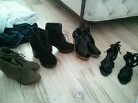 Free shoes size 3