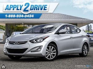 2015 Hyundai Elantra Sport Sunroof and More!