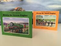 The Railway Series - Thomas the Tank Engine - Henry The Green Engine & Percy the Small Engine - £1 for sale  London