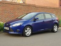 Ford Focus 1.0 SCTI EcoBoost Edge (2013/63) + TURBO + 50K + FSH +1 LADY OWNER+5 DOOR+GENUINE EXAMPLE