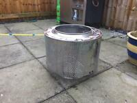 Fire pit/planter/incinerator